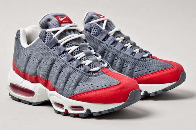 224d2272f8 Take a closer look at the Nike Air Max 95 EM