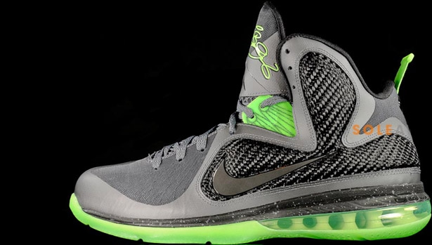 Nike LeBron 9 Dunkman
