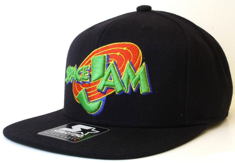 Starter Drops Space Jam Hat Collection