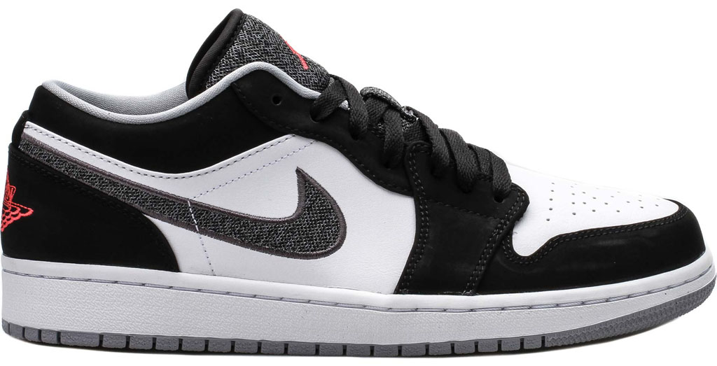 21686c855289a9 Jordan Brand Dropped Another  Infrared  Low-Top Air Jordan