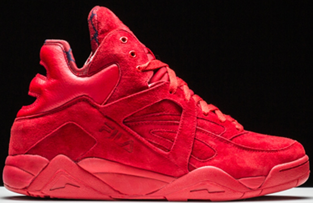 Fila The Cage Tradition Red