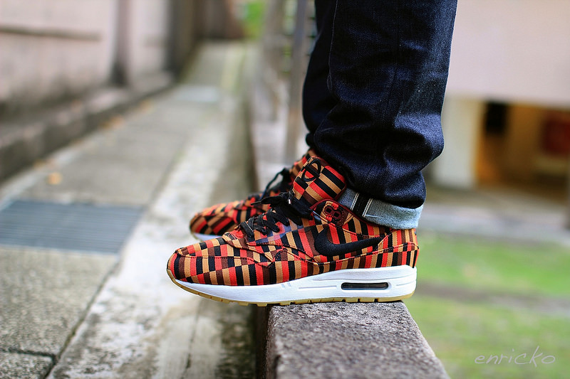 Roundel by London Underground x Nike Air Max 1