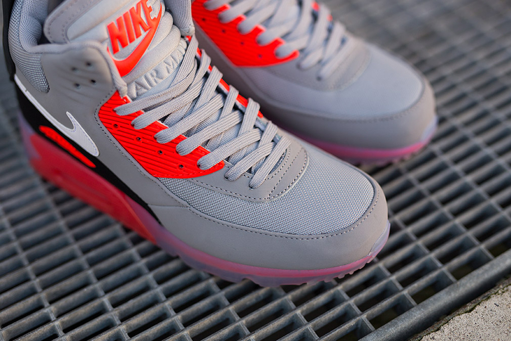 nike sportswear air max 90 ice
