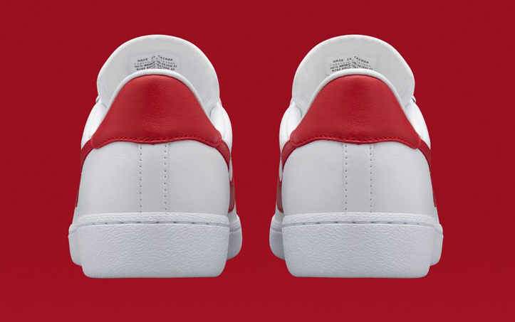 e6945d96a67 ... for this Marty McFly Nike Bruin is open now here. Pairs are available  at NikeLab 21 Mercer and NikeLab DSMNY. The sneakers will also release  online via ...