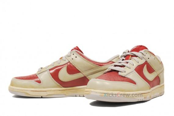 promo code 080c5 06637 Closer Look  Nike Dunk Low Vintage Pack