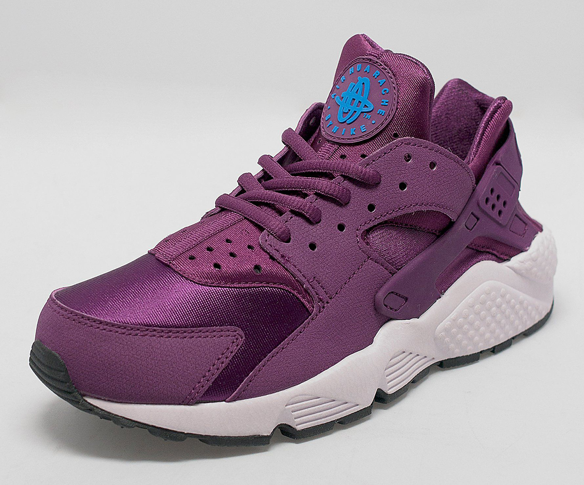 nike air huarache 2016 purple