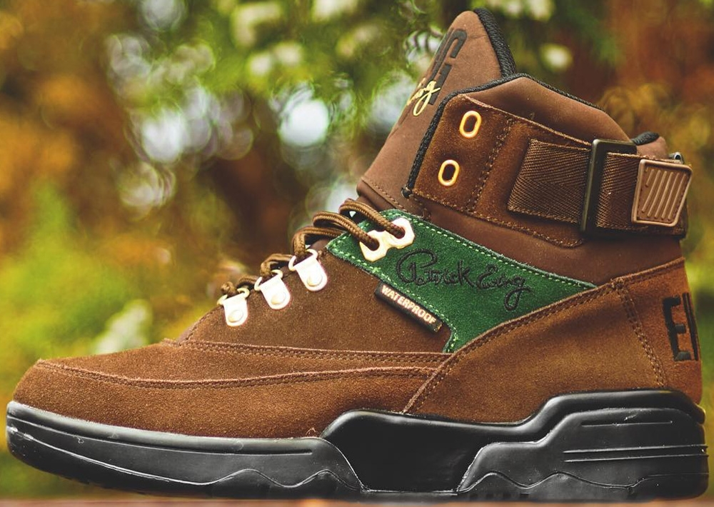 Ewing Athletics Ewing 33 Hi Winter French Roast