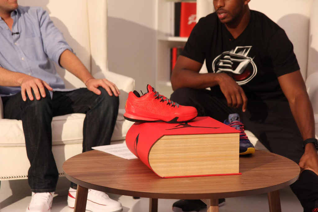 Jordan CP3.VIII 8 Launch Event (5)