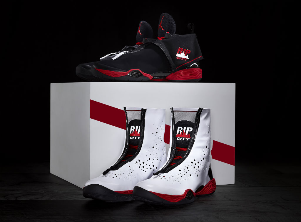 Air Jordan XX8 Rip Hamilton Playoff Player Exclusives PE
