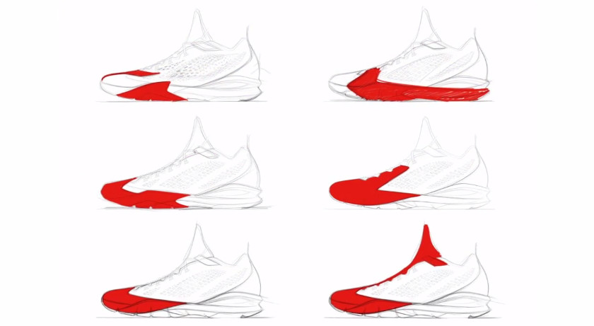 Jordan CP3.VII Behind the Design with Chris Paul and Justin Taylor sketches