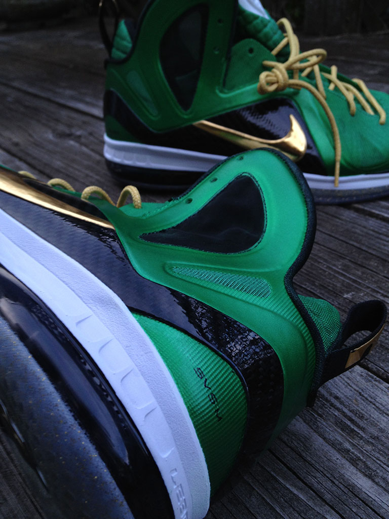 Nike LeBron 9 P.S. Elite SVSM by Mache Custom Kicks (2)