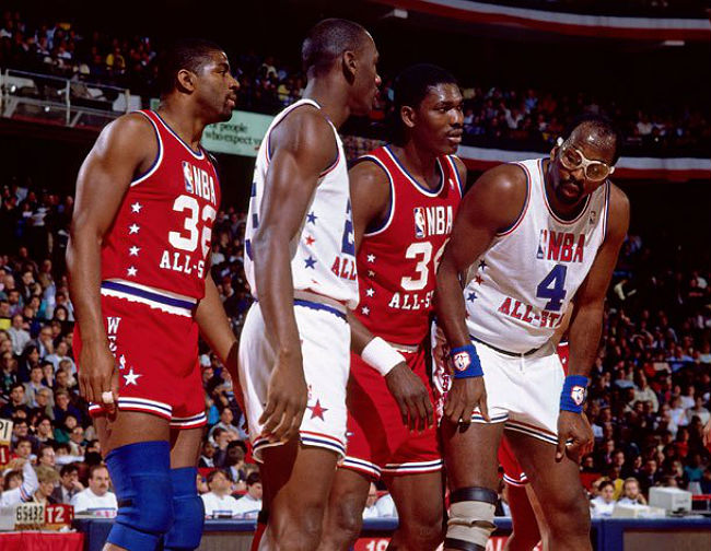 #2350 // 50 Classic Michael Jordan All-Star Game Photos (41)