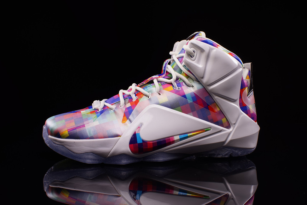 "Nike LeBron 12 SE ""What The LeBron"" (18 Detailed Pictures) - EU ..."