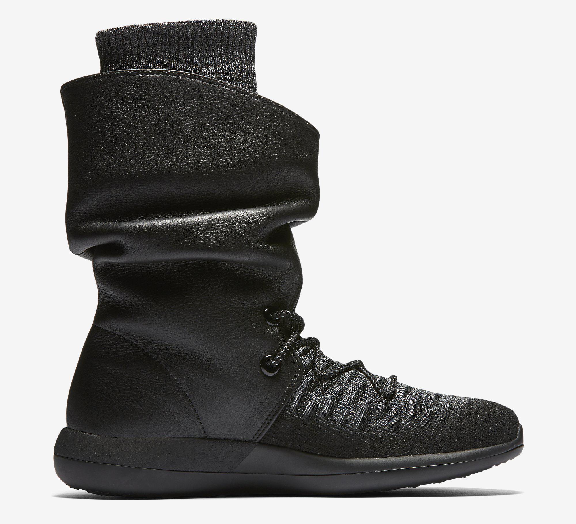 Nike Roshe 2 Hi Flyknit Womens Medial