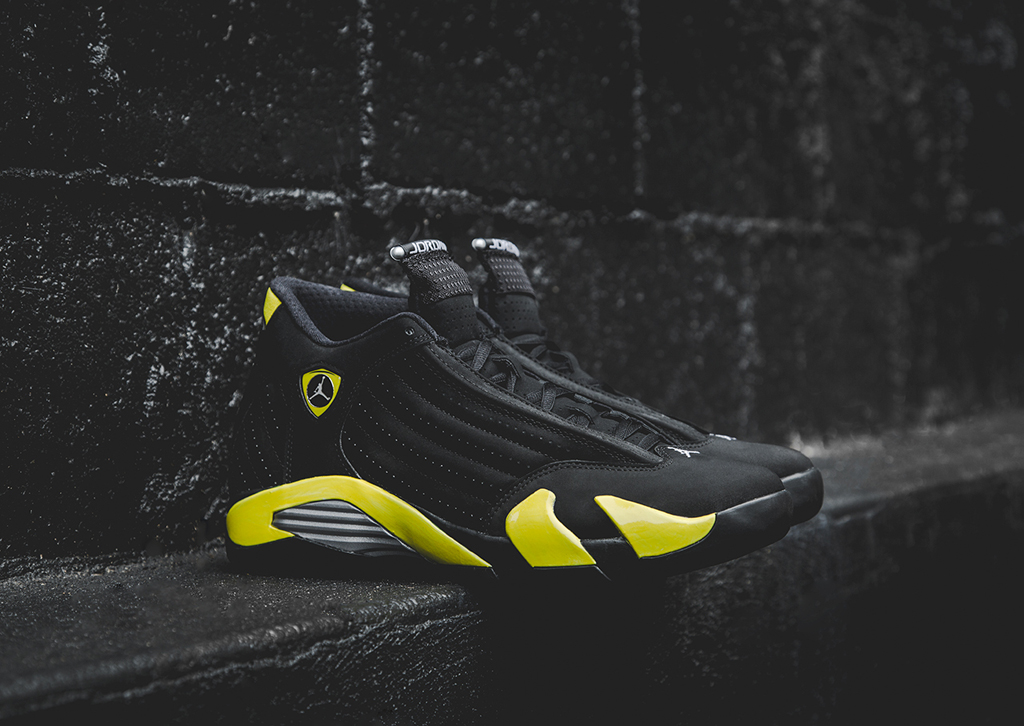 c1d4f6fde3a662 Another Look At The  Thunder  Air Jordan 14 Retro