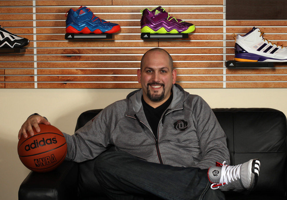 ca9e817d1ff4 Interview    adidas Basketball s Chris Grancio On Dante Exum   NBA Draft  Strategy