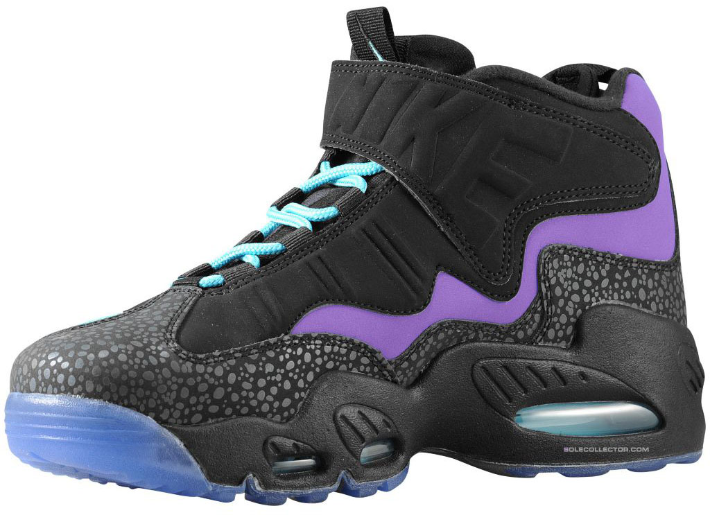 Cheap Nike Air Max Griffey 1 Black And Pink Quandary