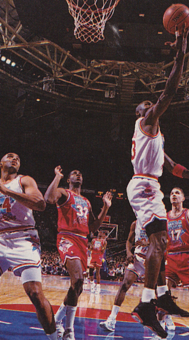 #2350 // 50 Classic Michael Jordan All-Star Game Photos (36)