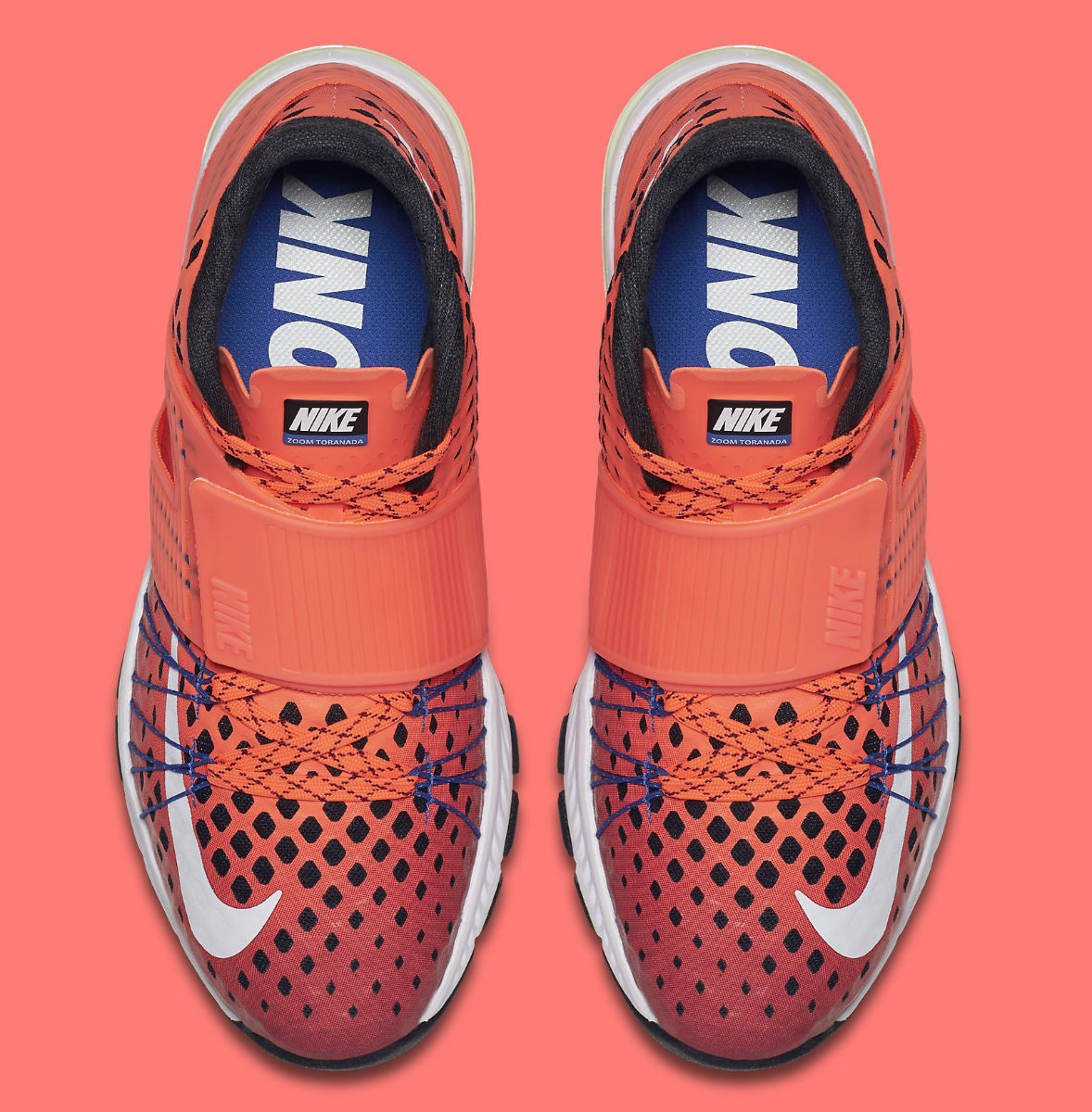 Nike Zoom Train Toranada Gronk Red Top 848507-600