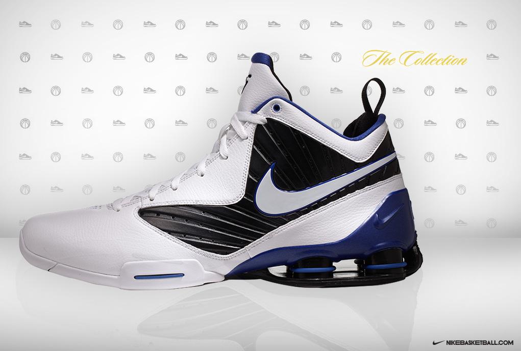 quality design b3306 85d47 Nike Shox BB Pro Vince Carter Home PE ...