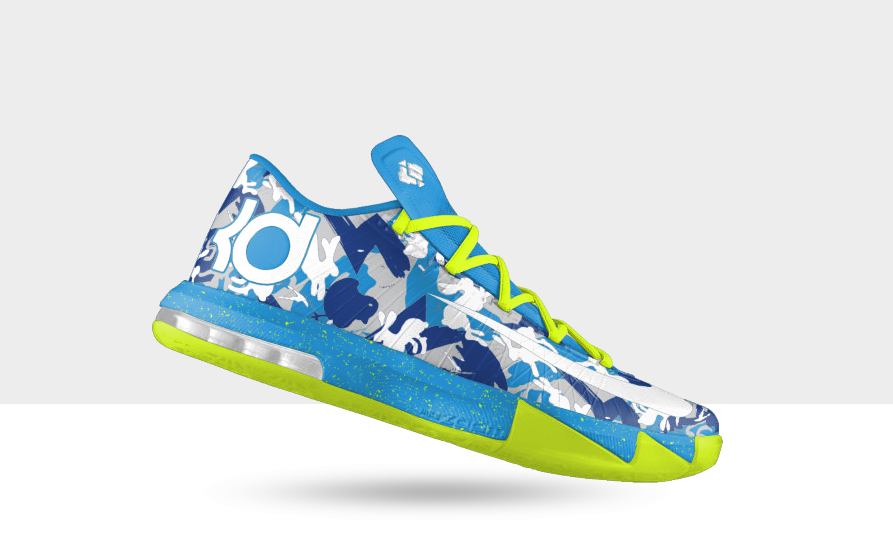 best sneakers 282fd 4b942 Nike iD Easter Collection for LeBron XI, KD VI and Kobe 9 ...