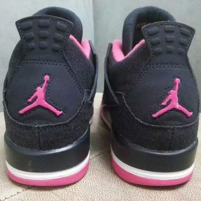 check out 9b209 53f3e Air Jordan 4 Denim GS 487724-408 (3)
