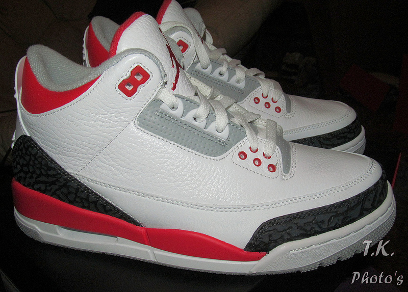 Release Recap // Air Jordan 3 Retro