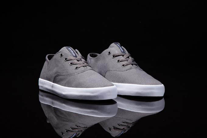 SUPRA Wrap Summer 2012 Charcoal White