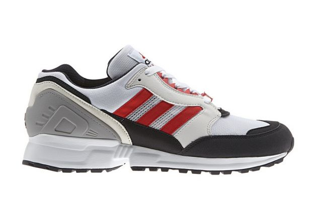 adidas EQT Running Cushion 91 red profile