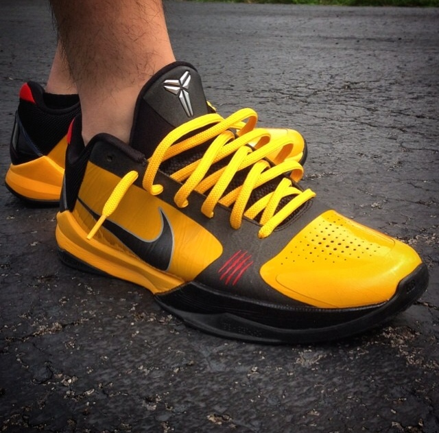 lowest price 3e7ba 1f866 ... Nike Zoom Kobe 5 Bruce Lee ...