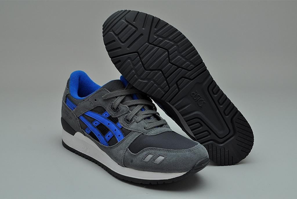 Asics Gel Lyte 3 Blue Grey