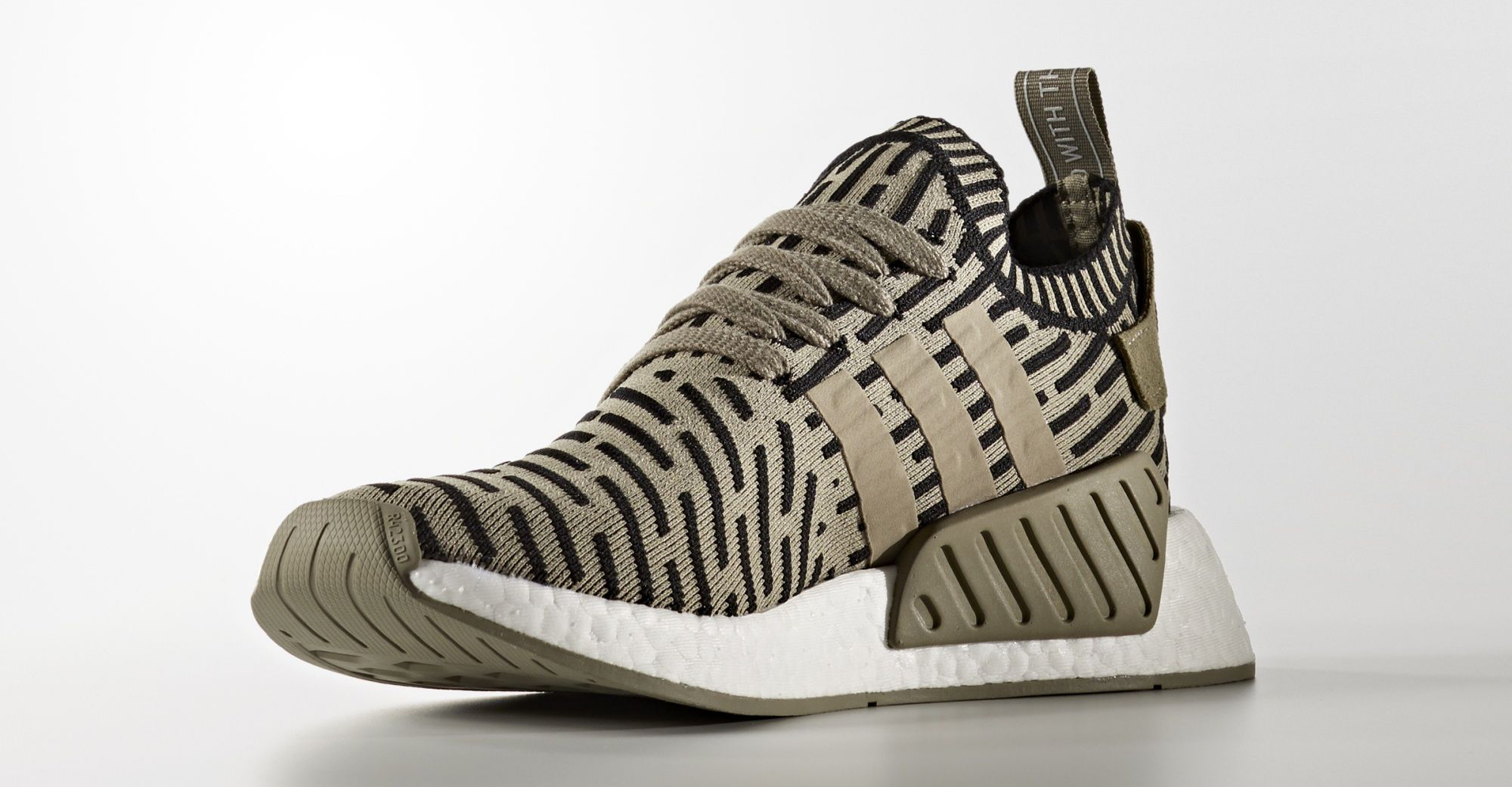 adidas Uncovers Angelic New NMD R2 'Shadowknit' Colourway