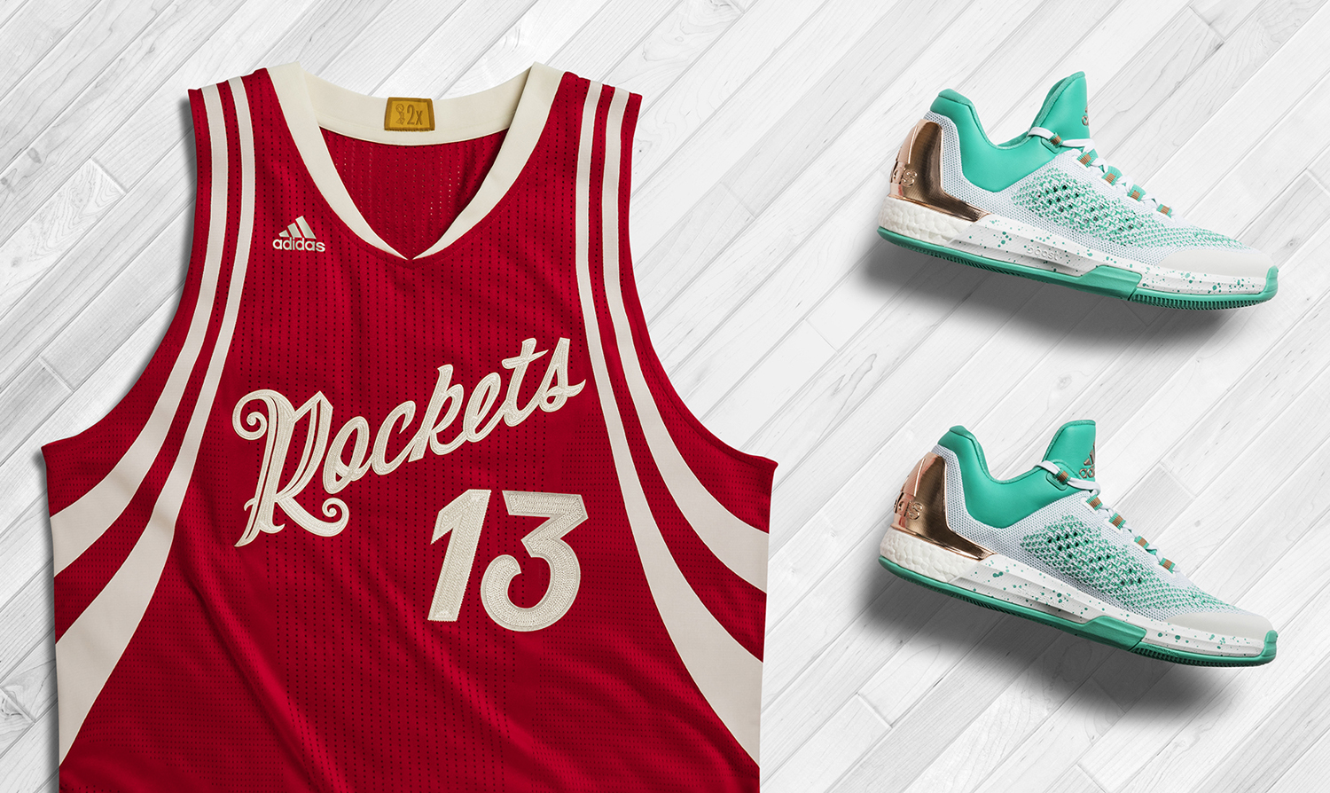 Adidas Athletes Will Wear These Sneakers for the NBA\'s Christmas ...