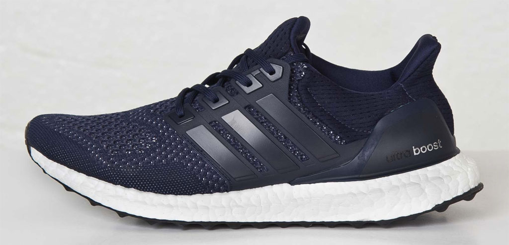 Adidas Ultra Boost Navy White
