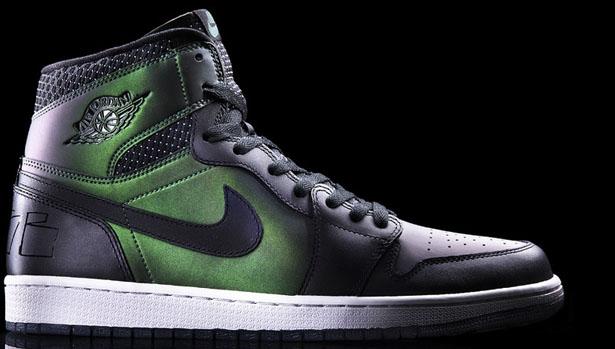 Nike SB Air Jordan 1 Black/Black-Silver