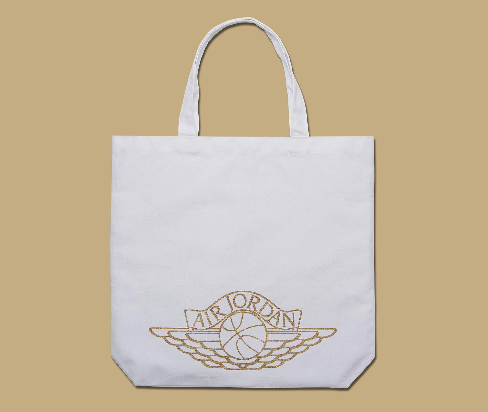 Gold Pinnacle Air Jordan 6 854271-730 Bag
