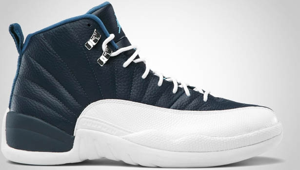 Air Jordan 12 Retro Obsidian