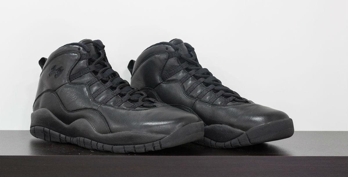 watch b4a06 aeb0e Someone Spent $240,000 On Kobe Bryant's All-Black Air Jordan ...