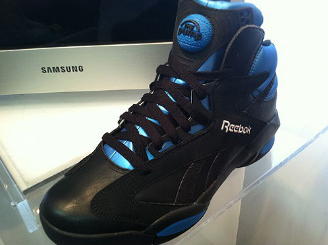 Reebok Shaq Attaq Black Blue (3)
