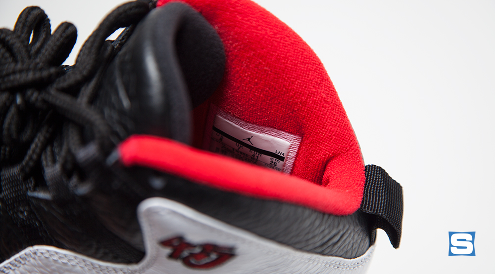 detailed look e1b13 84b57 How Does the Air Jordan 10 'Double Nickel' Compare to the ...