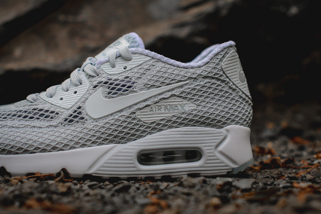 Nike Air Max 90 Ultra Breeze Platinum (2)