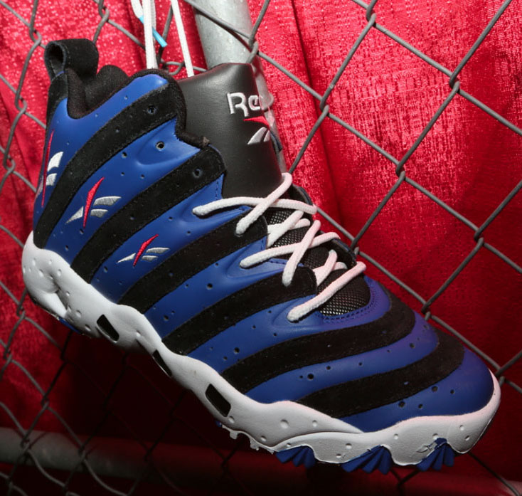 Reebok Big Hurt Royal/Black-White V60182