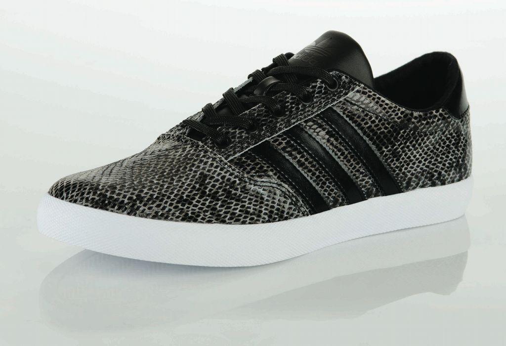 get cheap 64b9f 4bf21 adidas Originals Adi MC Low Snakeskin Black (6)