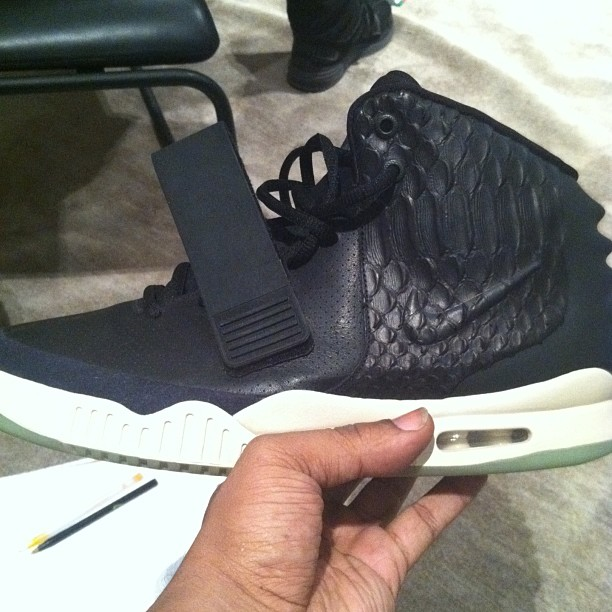 The History of Air Yeezy 2 Colorways  504fb95b80