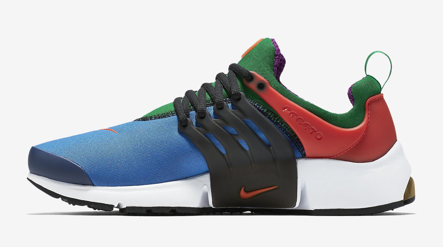Greedy Nike Air Presto 886043-400 Medial