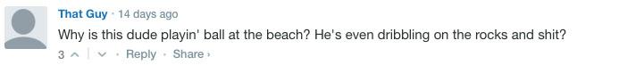 Lillard 2 Comment
