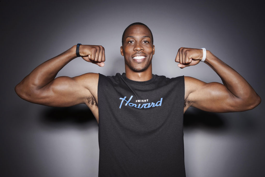Best Selling NBA Signature Athletes // #7 Dwight Howard