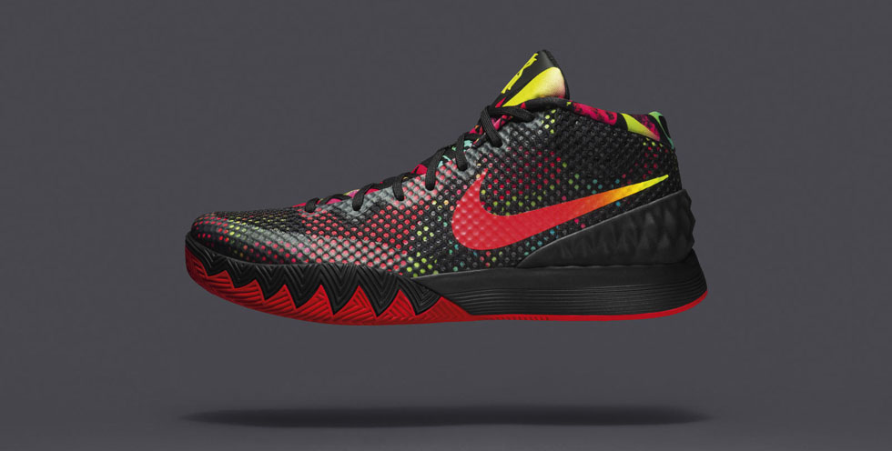 quality design b04d3 6a155 Nike KYRIE 1 Officially Unveiled. Take your first ...