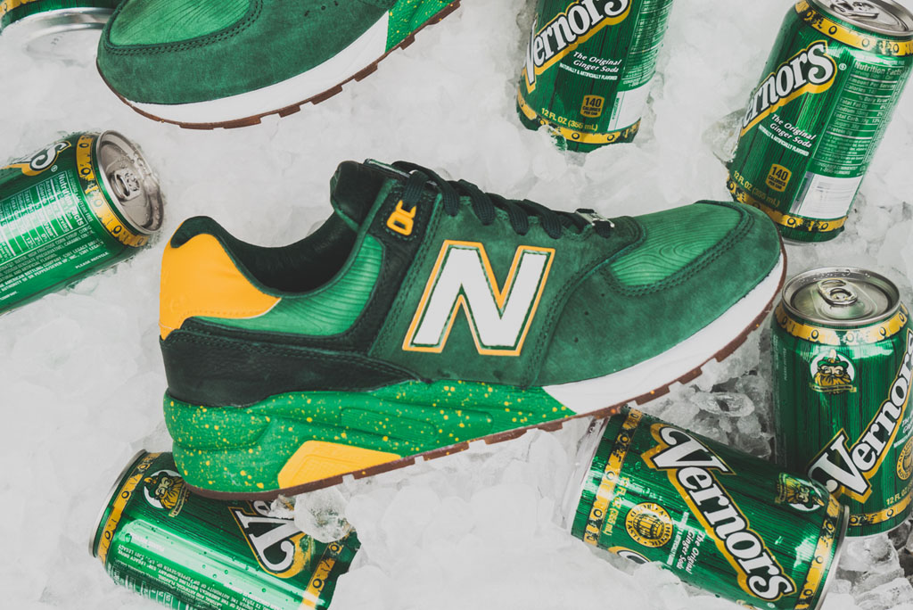 Burn Rubber x New Balance 572 Vernors (6)
