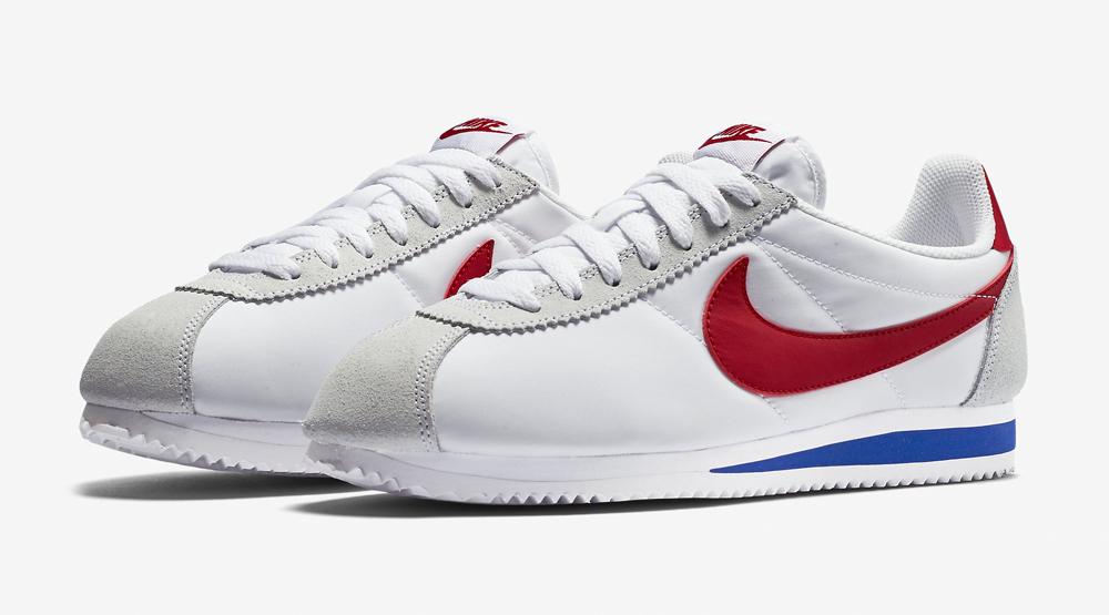 finest selection 589de 529c8 Forrest Gump Nike Cortez